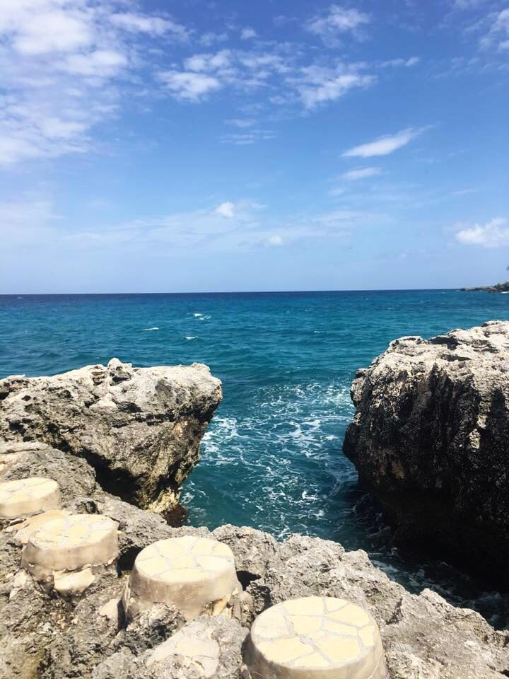 The Cliffs in Negril, Jamaica