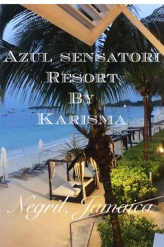 Azul Sensatori Resort by Karisma in Negril, Jamaica www.fabulousindeedvacations.com