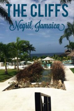 The Cliffs in Negril, Jamaica www.fabulousindeedvacations.com