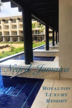 Royalton Luxury Resort in Negril, Jamaica