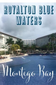 Royalton Blue Waters in Montego Bay, Jamaica