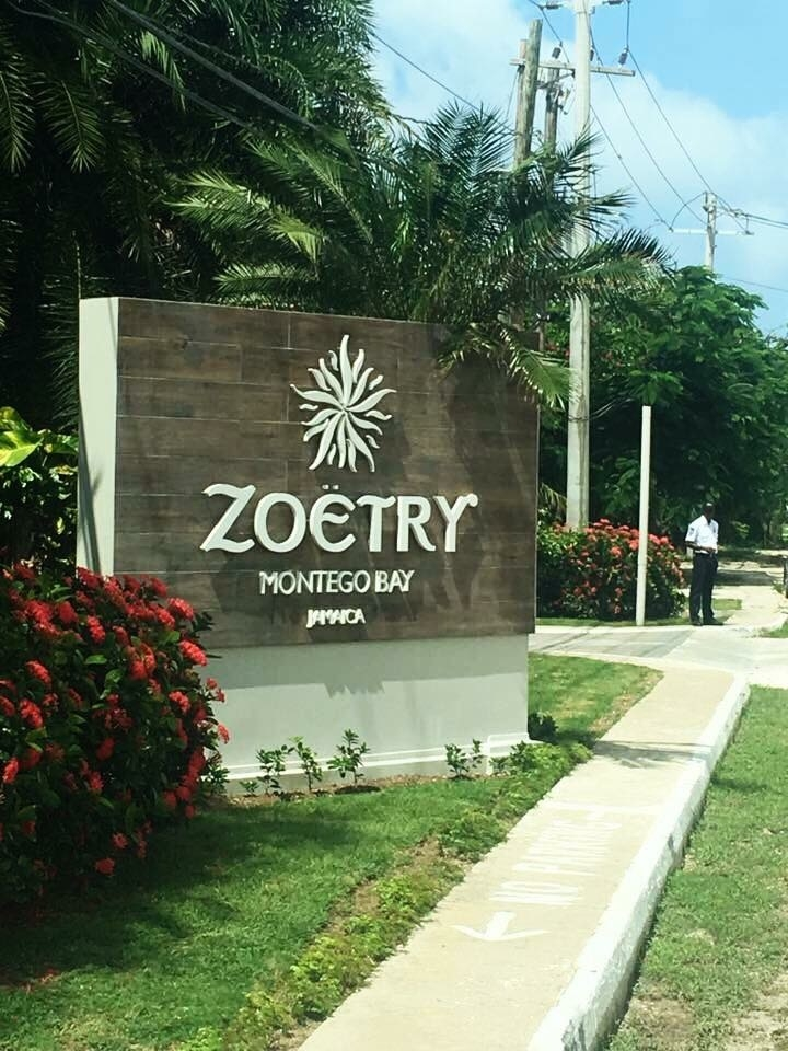 Zoetry Montego Bay Jamaica