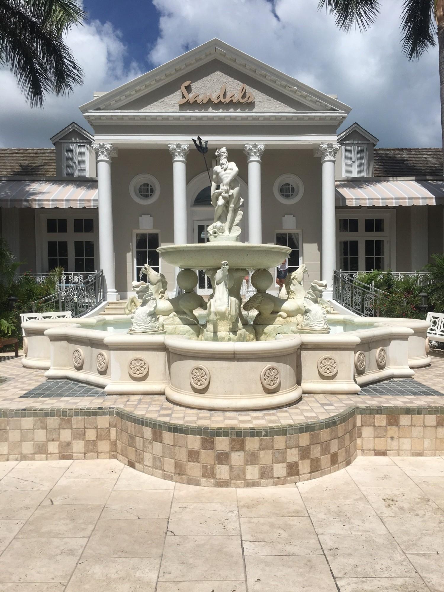Sandals Royal Bahamian in Nassau