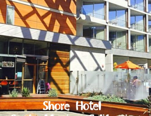 Shore Hotel Santa Monica California ~ www.fabulousindeedvacations.com
