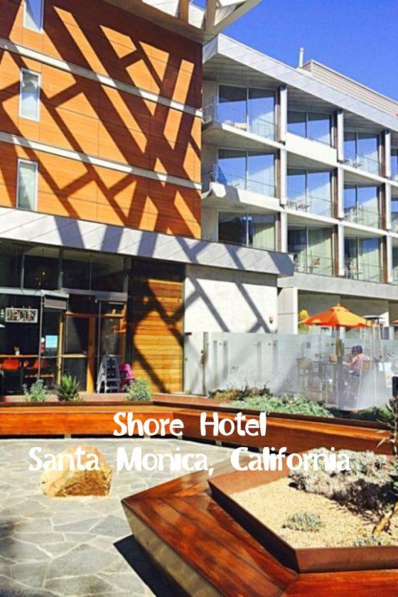 Shore Hotel Santa Monica California ~ www.fabulousindeedvacations.com