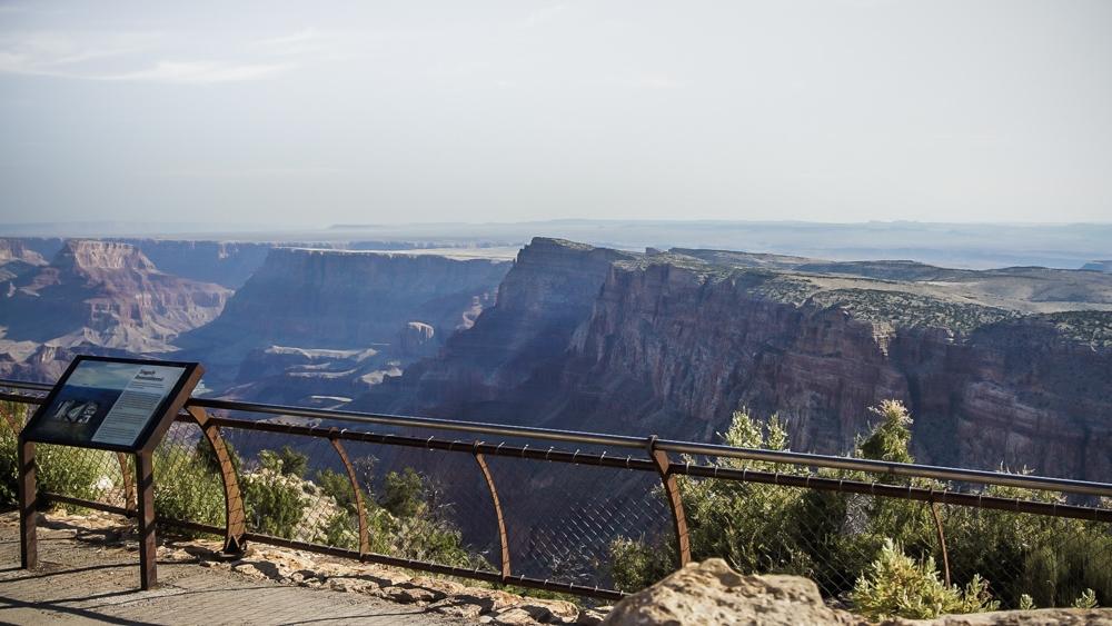 Grand Canyon Desert View East Entrance