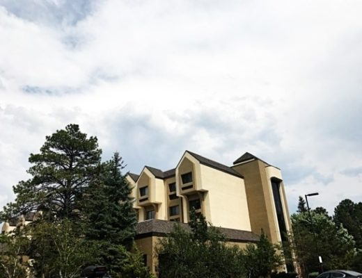 DoubleTree by Hilton in Flagstaff Arizona