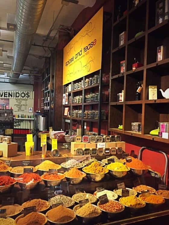 Chelsea Market in New York City