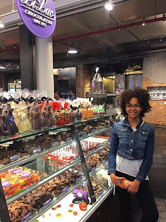 Chelsea Market in New York City
