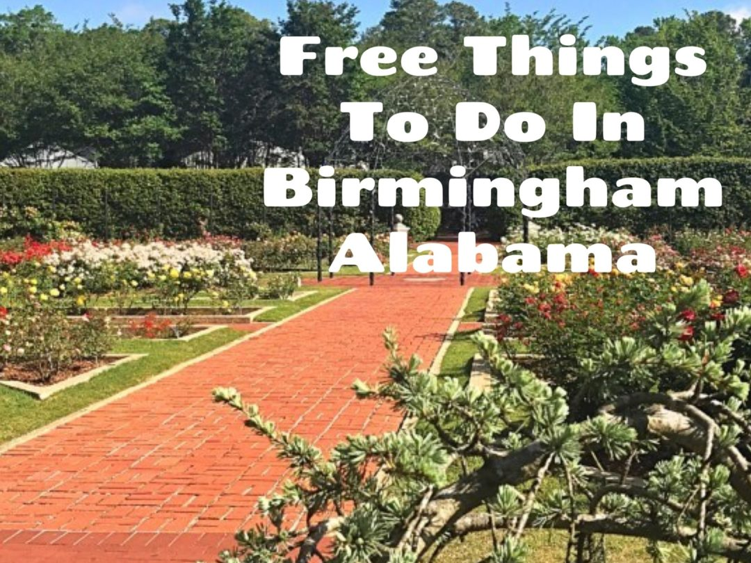 Free Things to do in Birmingham