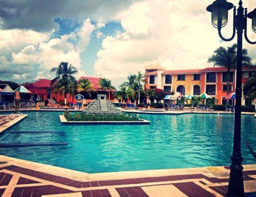 Hotel Cozumel Pool