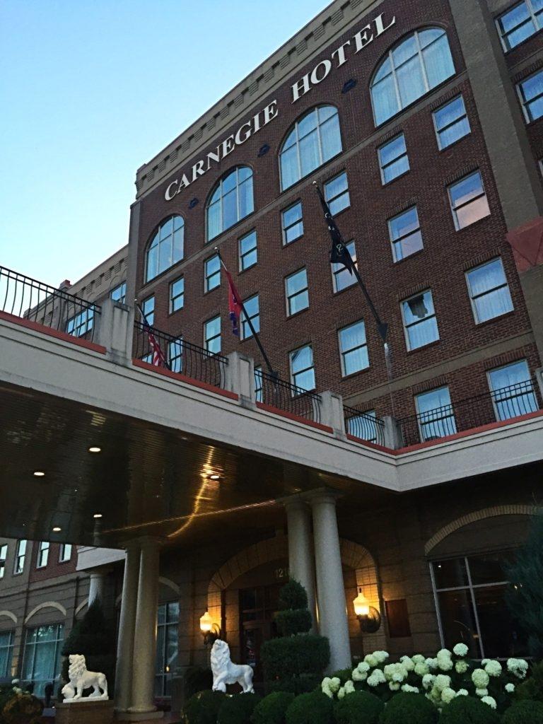 Carnegie Hotel in Johnson City