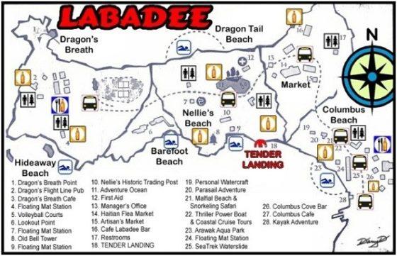 Labadee