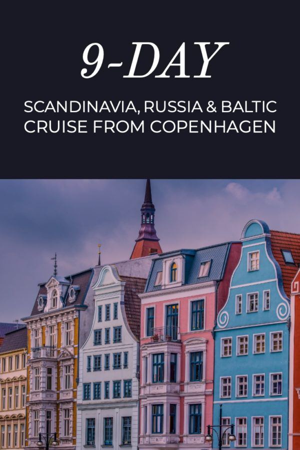 Fabulous Indeed Vacations Nine Day Scandinavia, Russia & Baltic Cruise From Copenhagen
