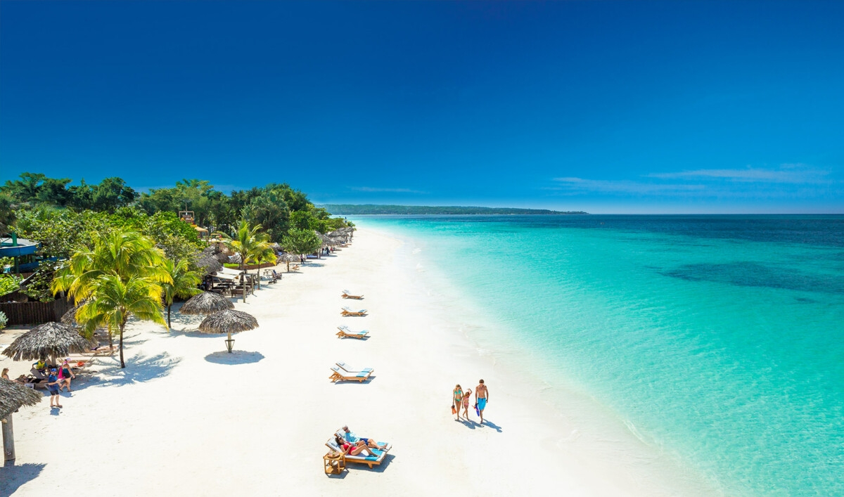 Beaches Negril ~ Fabulous Indeed Vacations