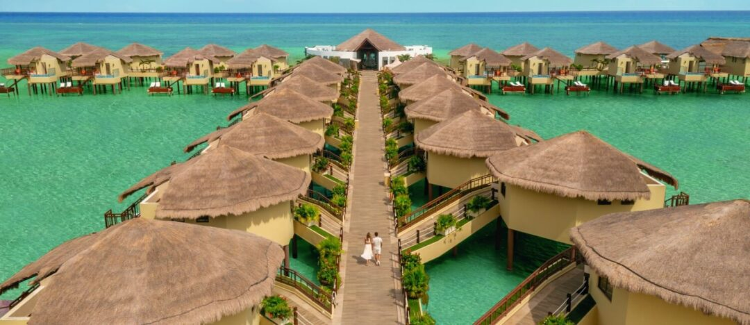 El Dorado Maroma Palafitos-Overwater Bungalows ~ Fabulous Indeed Vacations